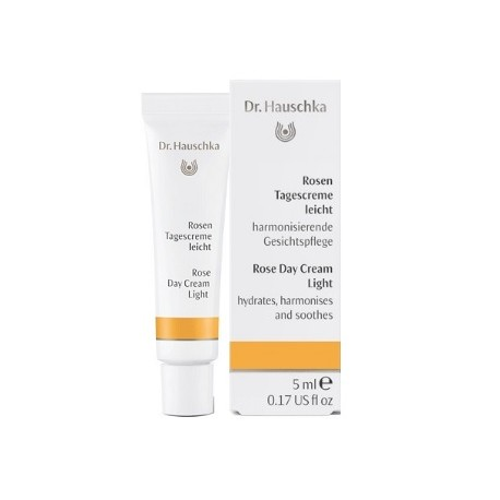 Dr. Hauschka Růžový krém light 5 ml