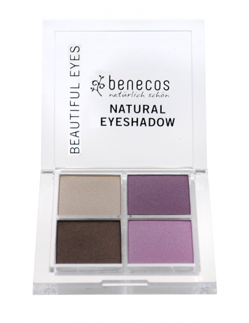 Benecos Paletka očních stínů Beautiful eye Bio 8g