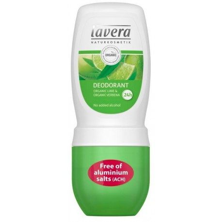 Lavera jemný deo roll-on BIO Verbena -BIO Limetka - 50ml