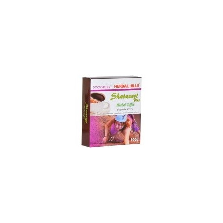 SHATAVARI  plus Herbal Coffee 100 g