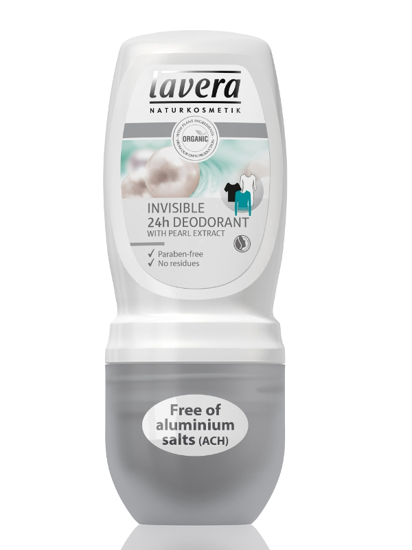 Lavera Osvěžující deoroll-on Invisible - 50 ml
