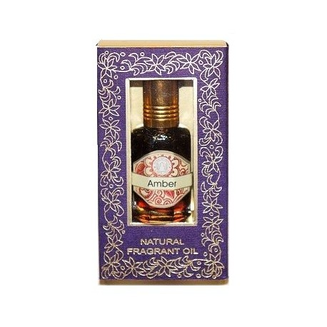 Song of India Attar olej - AMBER 10ml