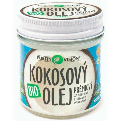 Purity Vision Kokosový olej 120ml