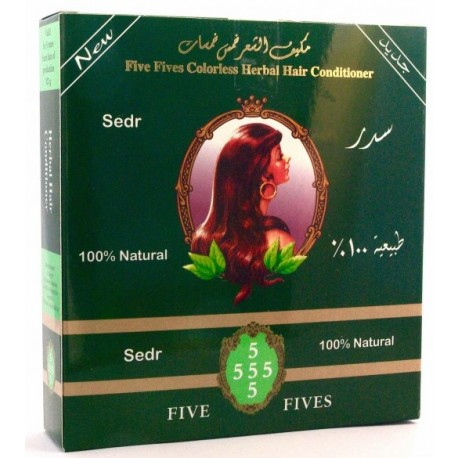 Henna Five Fives Sedr (zábal) 100g