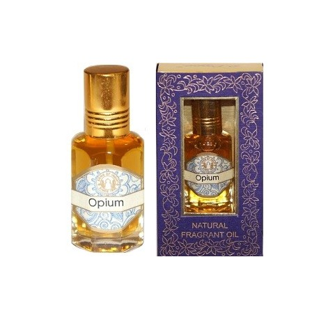Song of India Attar olej - OPIUM  10ml