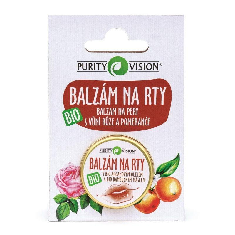 PURITY VISION Balzám na rty 12 ml