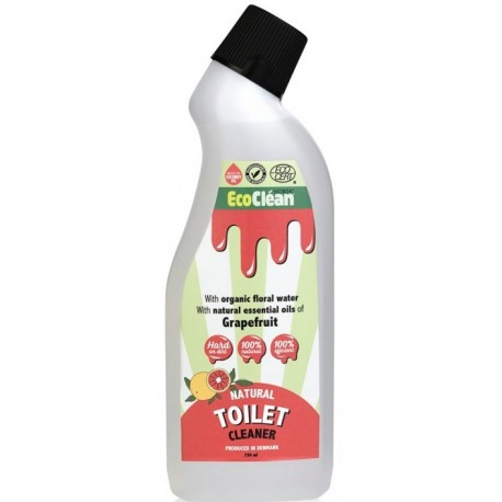 Eco Clean WC Čistič grapefruit 750 ml