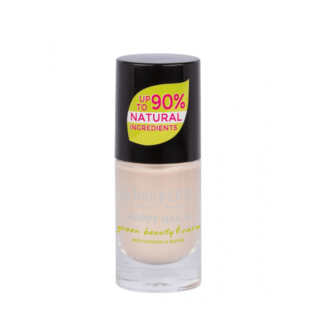 Benecos Lak na nehty - sharp rose 8 free 5 ml