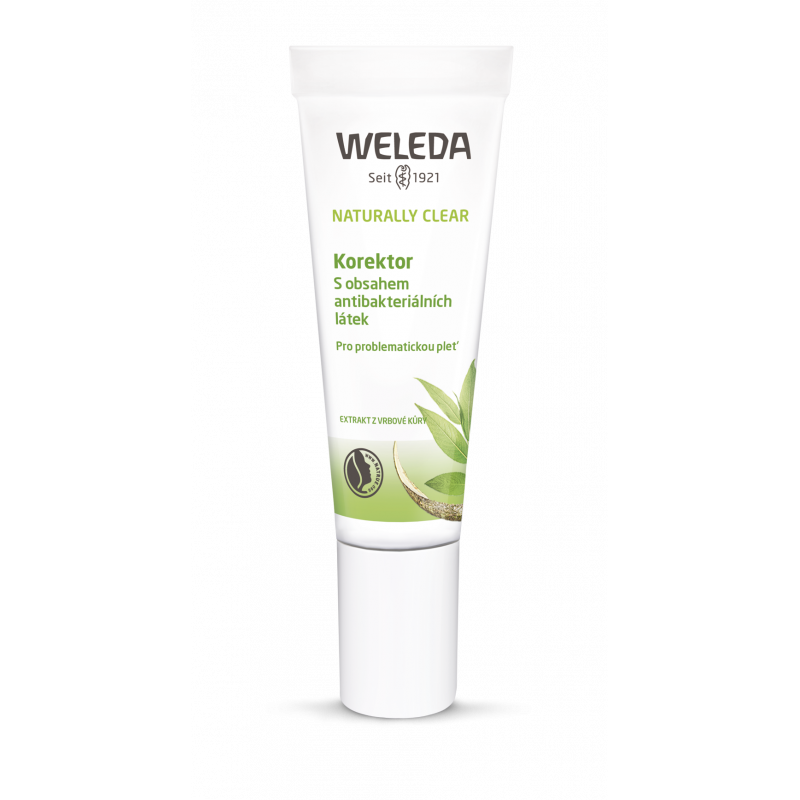 Weleda Naturally Clear korektor na problematickou pleť - 10ml
