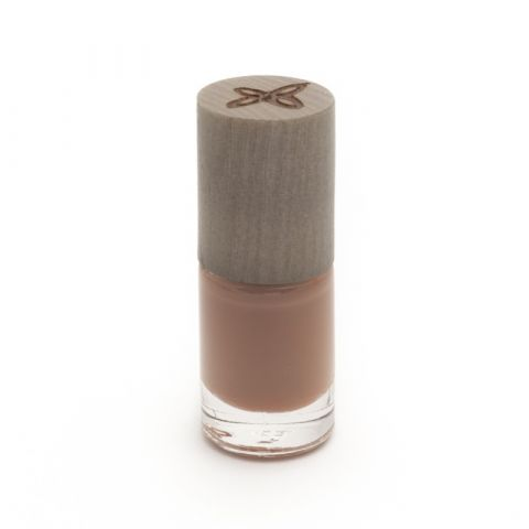 Bo.Ho Green Make up Lak na nehty  ROSY EARTH (21) nude kakaový odstín 6ml